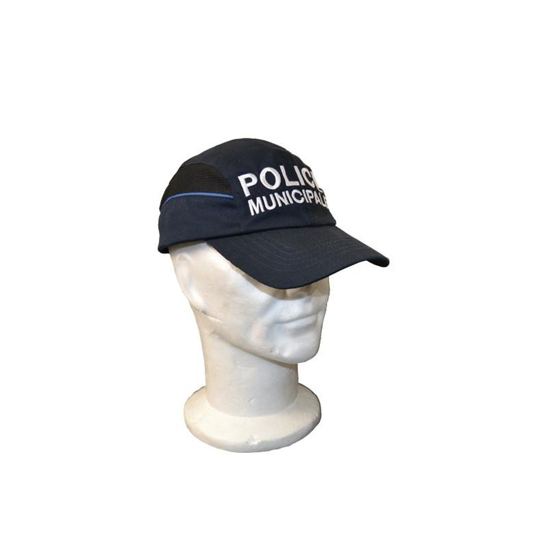 casquette nouveau mod le police municipale doursoux s curit. Black Bedroom Furniture Sets. Home Design Ideas