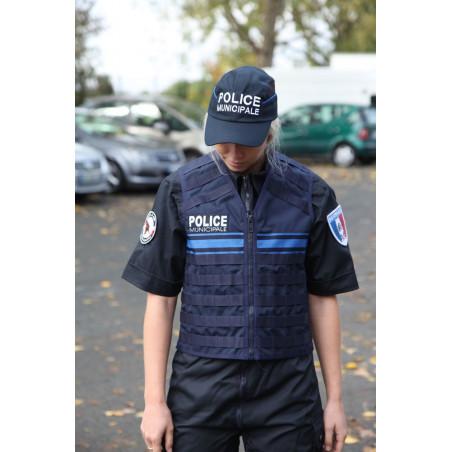 GILET MOLLE  POLICE MUNICIPALE