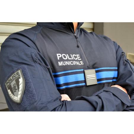 CHEMISE UBAS POLICE MUNICIPALE